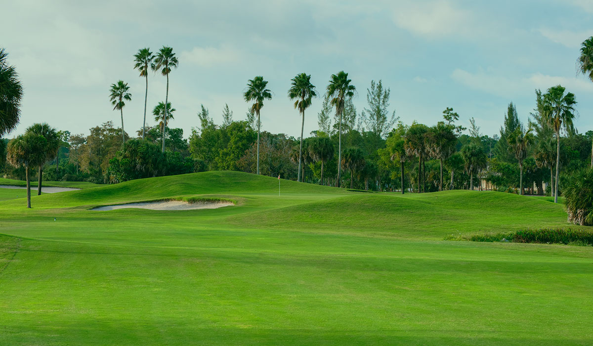 Okeeheelee Golf Course - West Palm Beach, FL